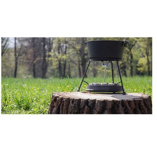 PETROMAX Dutch Oven ft9-t, planer Boden